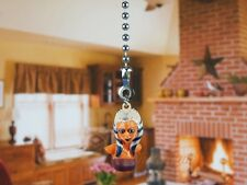 Star Wars Clone Ahsoka Jedi Knight Ceiling Fan Pull Light Lamp Chain K1092 D