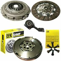 LUK DUAL MASS FLYWHEEL, A CLUTCH KIT & CSC FOR A FORD MONDEO SALOON 1.6 TDCI