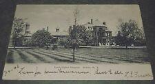1906 Arnot Ogden Hospital Elmira New York Sent To Hilda Eibman Jamestown N.Y.