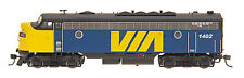 InterMountain HO 49909S VIA Rail FP7 Locomotive DCC Sound