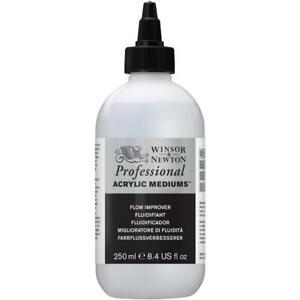 WINSOR & NEWTON Acrylic Painting Medium - Professional Flow Improver - 250ml