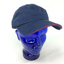 New Era Adjustable Unstructured Cap Dad Hat Blank, Navy Blue One Size