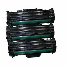 3x tóner para Samsung ml1610 R ml2010 r p pr scx4521 f FR ml2015 dell 1100 1110