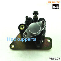 REAR BRAKE CALIPER FOR SUZUKI LT-Z400 QUAD SPORT LTZ400 2003-2009 2012 2014  E2
