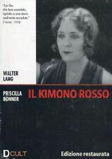 Dvd **IL KIMONO ROSSO** Edizione Restaurata di Walter Lang con P. Bonner 1925