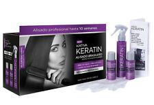Kativa Xpress Pack Tratamiento Alisado Brasileño de Queratina sin Formol