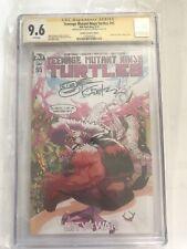 Teenage Mutant Ninja Turtles 95 1/10 Retailer Incentive Signed/sketch Eastman
