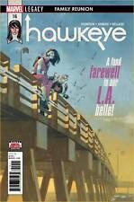 Hawkeye Legacy # 16 Regular Cover NM Marvel