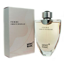 Femme Individuelle By Mont Blanc 2.5 Oz EDT Spray NIB Sealed Perfume For Women