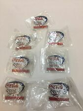 (7) NFL SUPER BOWL XXXVI TOM BRADY 2002 PINS New England Patriots LOUISIANA COLA