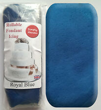 Simply Heaven 240g Regal rollable Fondant Sugarpaste Icing (Gluten free)