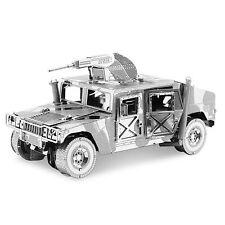 Humvee 80 Pièces Kit de Montage en Métal 3D ICONX Métal De Terre 1308