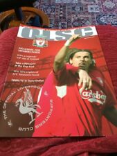 Official Liverpool Supporters Club Exclusive Magazine December 2004