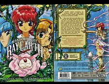 Magic Knight Rayearth - TV Series Season One (Brand New 4-Disc Anime Set)