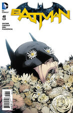 BATMAN (2011 Series) #48 Synder & Capullo!!(DC COMICS)