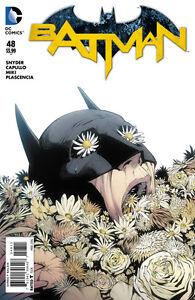 BATMAN (2011 Series) #48 Synder & Capullo!!(DC COMICS)