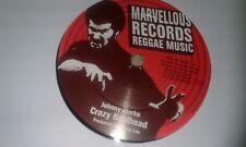 "Johnny Clarke , Crazy Baldhead , 7 "" Marvellous Label"