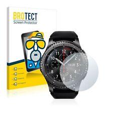 Samsung Gear S3 Frontier,  2 x BROTECT® Matte Glass Screen Protector, Anti-Glare