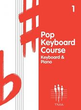 Tritone Pop Keyboard Course Book 1 Book 1 - Revised Piano Method NEW 000194201