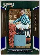 SECRETARIAT & RON TURCOTTE - HORSE RACING SPORTS CARD, 1 OF ONLY 250 PRODUCED!