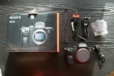 Sony Alpha A7 III 24.2MP Mirrorless Digital Camera - 6949 Shutter