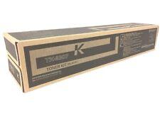 Genuine Kyocera TK-8307K Black Toner - NEW SEALED