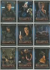 Battlestar Galactica Season 4 - 'Razor' 9 Card Chase Set R1-R9