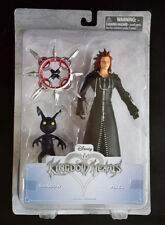NEW Disney Kingdom Hearts Series 4-PC Shadow & Axel Action Figure Set Characters
