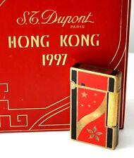 "S.T.DUPONT FEUERZEUG ""HONG KONG"" LIMITED EDITION 1997 LIGHTER"
