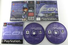 PLAY STATION PS1 PSX COLONY WARS COMPLETO PAL ESPAÑA