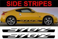 nissan 370z side stripe decals stickers