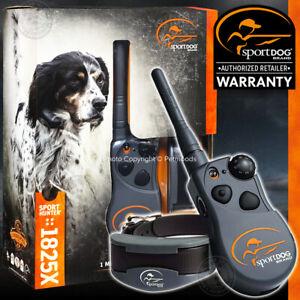 SportDOG SportHunter SD-1825X Dog Remote Trainer 1-Mile Range Training Collar