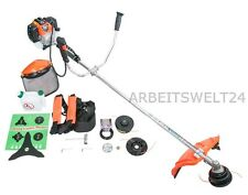new! 2in1 PETROL MOTORSENSE RQ580 FREE CUTTER LAWN TRIMMER 5,2 HP STRIMMER