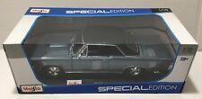 1 18 Maisto Pontiac GTO 1965 Black Hurst Edition