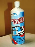 PVC UPVC PVCu CREAM CLEANER 1Ltr CLEANING PRODUCT FRAME WINDOW DOOR CONSERVATORY
