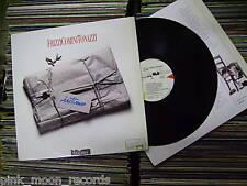 FRIZZI COMINI TONAZZI INTIMO CGD 1988 ITALY LP