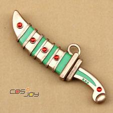"Cosjoy 14"" ONE PIECE Ace's Machete PVC Replica Cosplay Prop -0309"