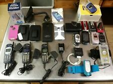 23 Piece Mixed Lot of Cell Phone & iPod Accessories, Motorola Lg Nokia Samsung