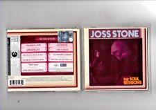 JOSS STONE - THE SOUL SESSIONS - CD