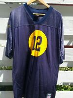 AARON RODGERS JERSEY GREEN BAY PACKERS REEBOK THROWBACK NFL FOOTBALL Large