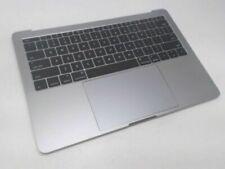 """MacBook Pro 13"""" A1708 2017 Palm Rest Top case Clavier UK Batterie T/Pad grde B"""