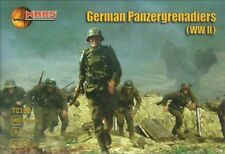 Mars 1/72 WWII German Panzergrenadiers