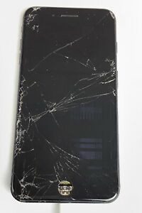 ((For Parts Not Working)) iPhone 7 Plus 32 GB Black A1661 IC Locked