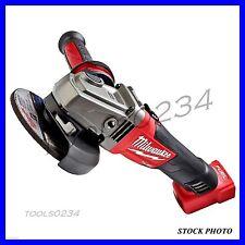 "Milwaukee 2781-20 M18 FUEL™ 4-1/2"",  5"" Grinder Slide Switch Lock-On  Bare Tool"