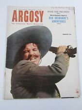 Argosy February 1952-Special reprint of Viva Zapata! movie Marlon Brando-Rare!!!