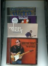 4 CDs  Walter Trout
