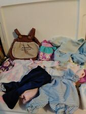 Assorted size Doll Clothes 16 Pieces P24Stl