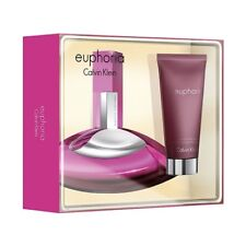 Calvin Klein Euphoria - 50ml Eau De Parfum Spray and 100ml Body Lotion