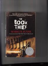 THE BOOK THIEF-MARKUS ZUSAK-1ST-2006-SUPERB NAZI GERMANY NOVEL-BOOK BURNINGS NF