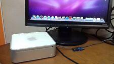 Apple Mac Mini A1176 1,83GHz 1GB 80GB DVD !!! OFERTA !!!
